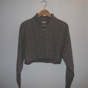 ❄️SALE❄️ Garage Half-Zip Sweater